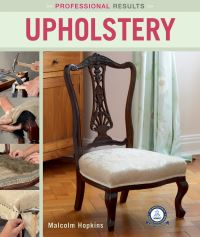 Jacket image for Professional Results: Upholstery