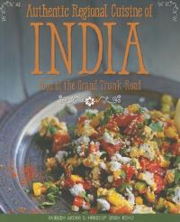 Jacket image for Authentic Regional Cuisine of India