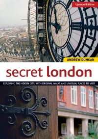Jacket image for Secret London, Rev Edn