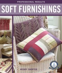 Jacket image for Professional Results: Soft Furnishings