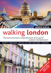 Jacket image for Walking London, Rev Edn