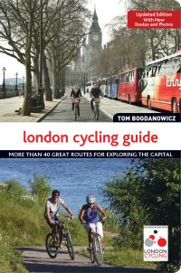 Jacket image for The London Cycling Guide, Rev Edn