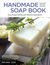 Jacket image for Handmade Soap Book, Rev 2nd Edn