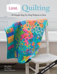 Jacket image for Love... Quilting