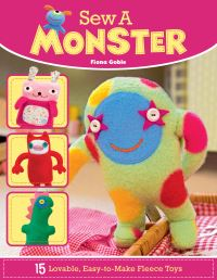 Jacket image for Sew a Monster