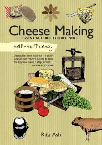 Jacket image for Self-Sufficiency: Cheese Making