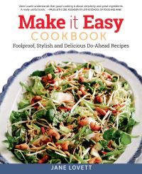 Jacket image for Make it Easy Cookbook