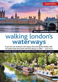 Jacket image for Walking London's Waterways, Rev Edn