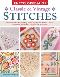 Jacket image for Encyclopedia of Classic & Vintage Stitches