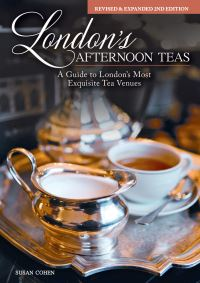 Jacket image for London's Afternoon Teas, Updated Edition