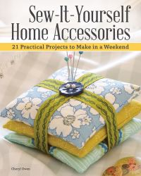 Jacket image for Sew-It-Yourself Home Accessories