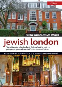 Jacket image for Jewish London, 3rd Edition