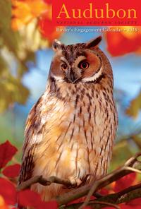 Jacket Image For: Audubon Birder's Engagement Calendar 2018