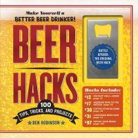 Jacket Image For: Beer Hacks
