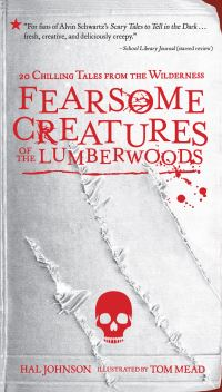 Jacket Image For: Fearsome Creatures of the Lumberwoods