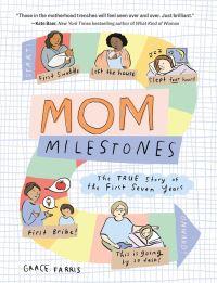 Jacket Image For: Mom Milestones