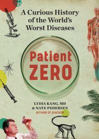 Jacket Image For: Patient Zero