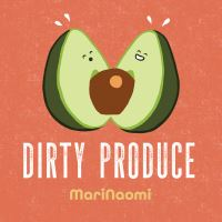 Jacket Image For: Dirty Produce