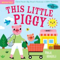 Jacket Image For: Indestructibles: This Little Piggy