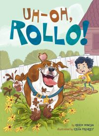 Jacket Image For: Uh-Oh, Rollo!