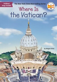 Jacket Image For: Where Is the Vatican?