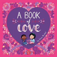 Jacket Image For: A Book of Love