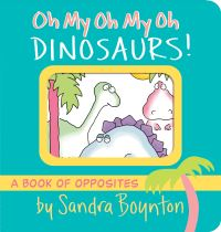 Jacket Image For: Dinosaurs!