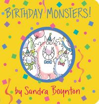Jacket Image For: Birthday Monsters