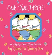 Jacket image for One, Two, Three