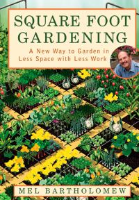 Jacket Image For: Square Foot Gardening