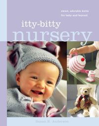 Jacket image for Itty Bitty Nursery