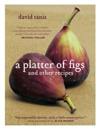 Jacket image for A Platter of Figs and Other Recipes