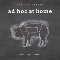 Jacket Image For: Ad Hoc at Home