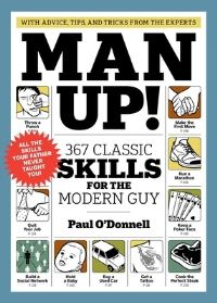Jacket Image For: Man Up!