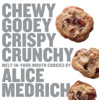 Jacket image for Chewy, Gooey, Crispy, Crunchy