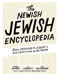 Jacket Image For: The Newish Jewish Encyclopedia