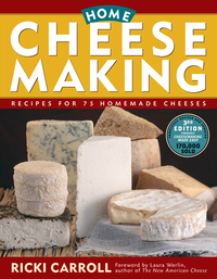 Jacket Image For: Home Cheese Making