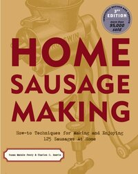 Jacket image for Home Sausage Making