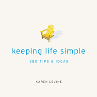 Jacket Image For: Keeping Life Simple