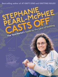 Jacket image for Stephanie Pearl-McPhee Casts Off