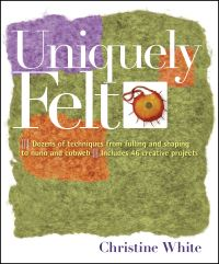 Jacket Image For: Uniquely Felt