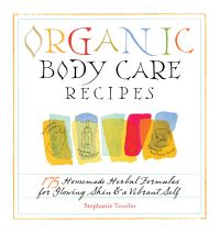Jacket Image For: Organic Body Care Recipes