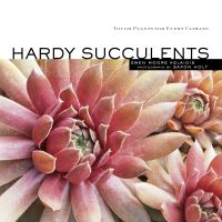 Jacket image for Hardy Succulents