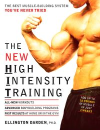Jacket Image For: The New High-Intensity Training