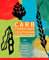 Jacket image for Carb-Conscious Vegetarian