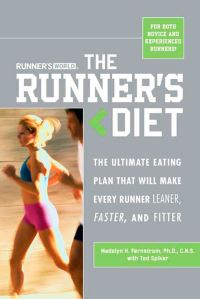 Jacket Image For: The Runner's Diet