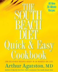 Jacket image for The South Beach Diet Quick and Easy Cookbook