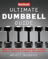 Jacket Image For: Men's Health Ultimate Dumbbell Exercises
