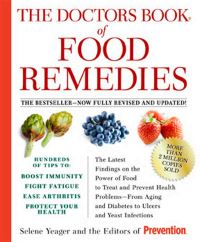 Jacket Image For: The Doctors Book of Food Remedies