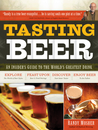 Jacket image for Tasting Beer